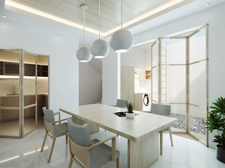 Dining room by Kolletra Visual Studio,