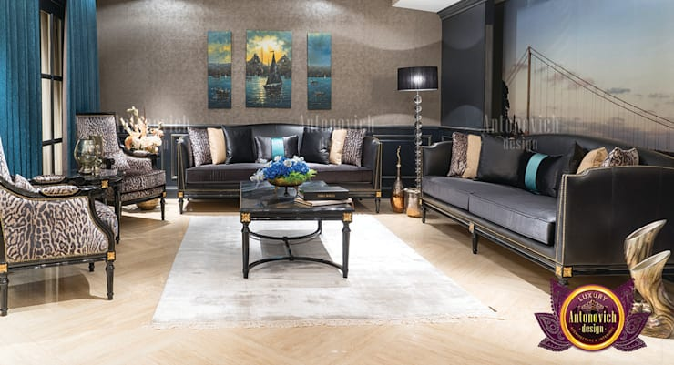 Latest Unique and Exclusive Furniture in Jumeirah:   by Luxury Antonovich Design,