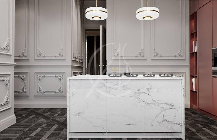 Kitchen units by Comelite Architecture, Structure and Interior Design ,