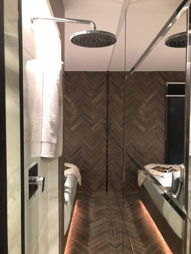Modern bathroom by SUMATORIA Modern