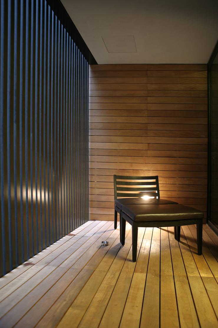 Hotel the mat (호텔 더매트): M's plan 엠스플랜의  발코니,