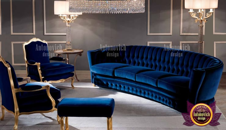Katrina Antonovich's Best Furniture Designs in Jumeirah:   by Luxury Antonovich Design,