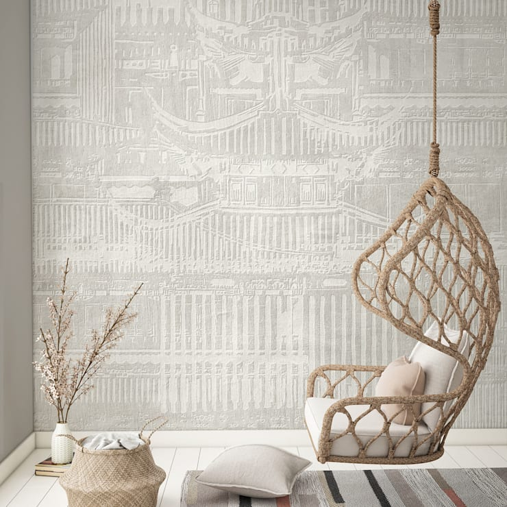 Walls by Tecnografica, Modern