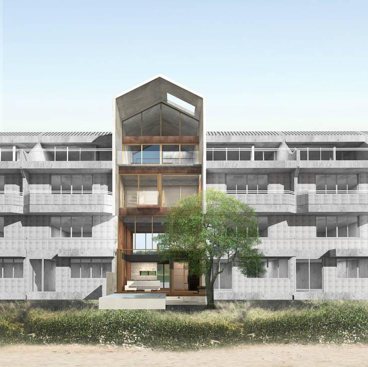 Renovation :  โรงแรม โดย Borderless,