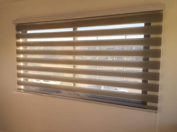 Kunststofffenster von Estudio Arquitectura y construccion PR/ Arquitectura, Construccion y Diseño de interiores / Santiago, Rancagua y Viña del mar, Modern