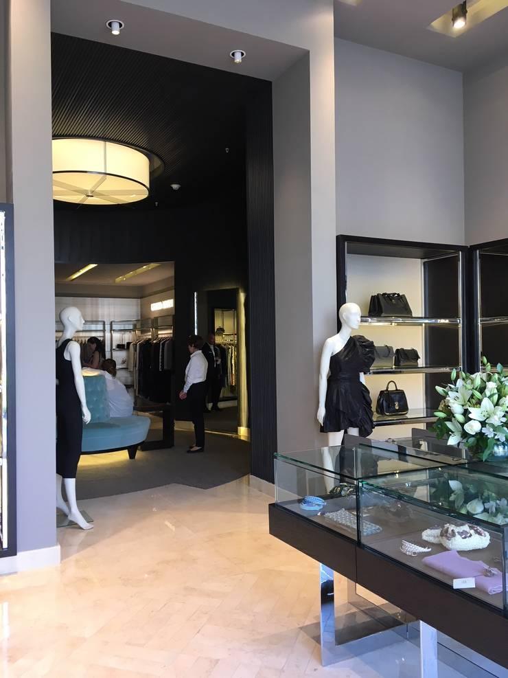 Trung tâm mua sắm theo cristian pizarro velasco, Hiện đại