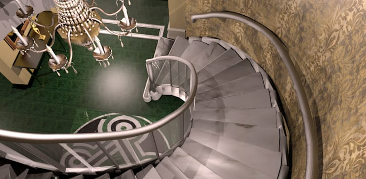 Stairs by ARTE DELL' ABITARE