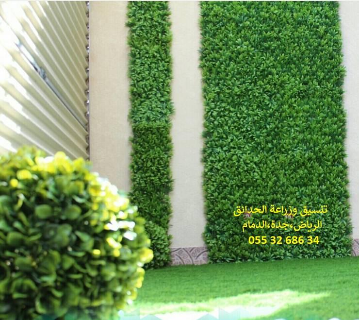 تنسيق حدائق عشب صناعي عشب جداري:   تنفيذ شركة تنسيق حدائق عشب صناعي عشب جداري 0553268634,