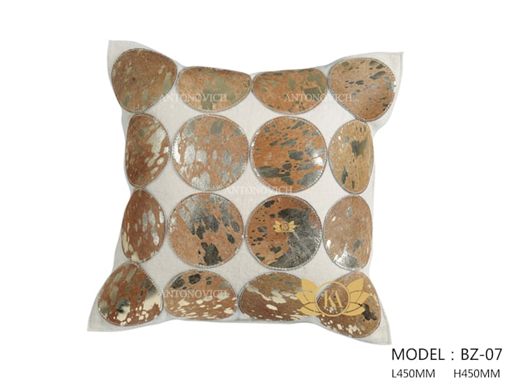 Elegant Stunning Cushions in Different Style:   by Luxury Antonovich Design,