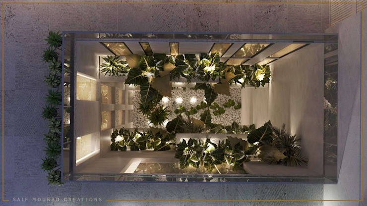 Rumah Modern Oleh Saif Mourad Creations Modern
