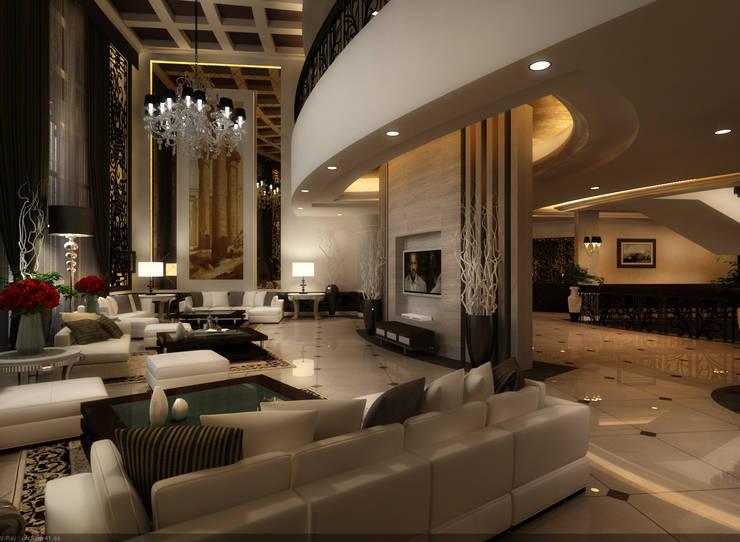 reception hall من smarthome حداثي