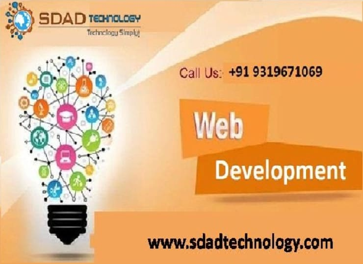 Best Website Development Company in DELHI NCR- SDAD Technology:   by SDAD Technology,