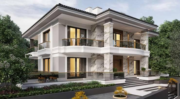 VERO CONCEPT MİMARLIK – Aksaray Villa:  tarz Villa,