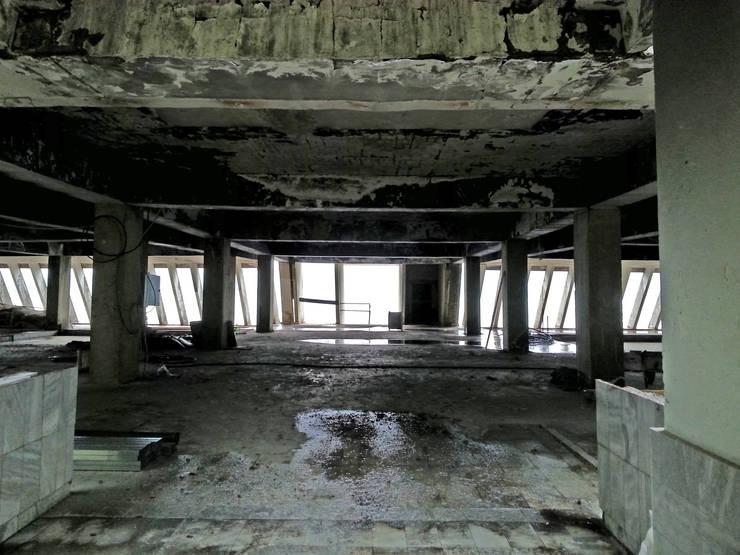 KALYA İÇ MİMARLIK \ KALYA INTERIOR DESIGN – Otel Girişi - Lobi (Öncesi):  tarz , Klasik