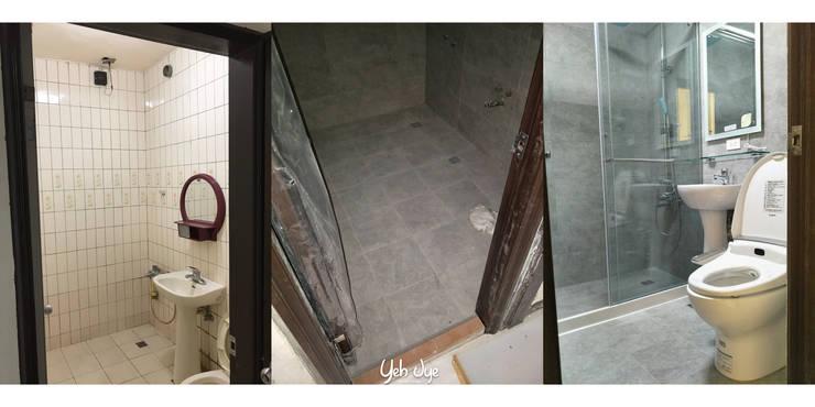 浴室:   by 業傑室內設計,