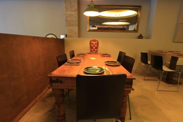 Restoran oleh Novodeco, Modern