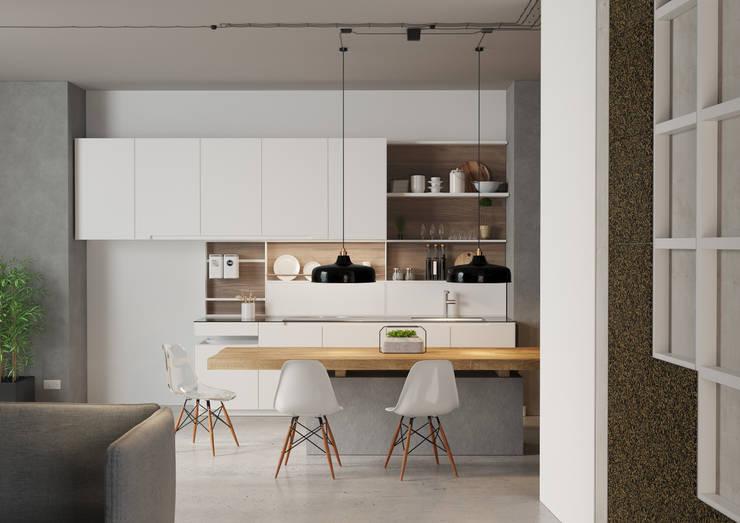 Kitchen units by Go4cork,
