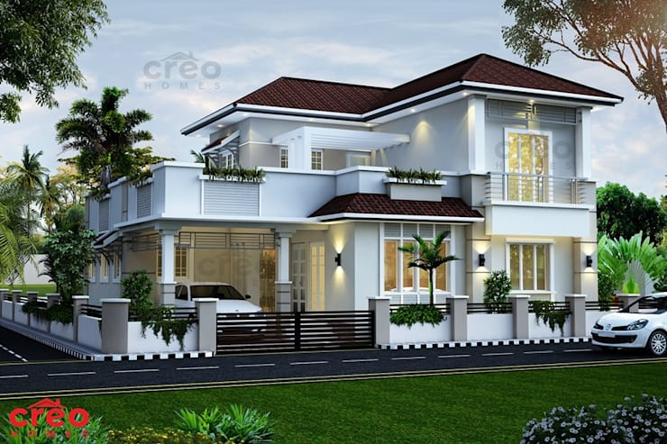 Roof by CreoHomes Pvt Ltd,