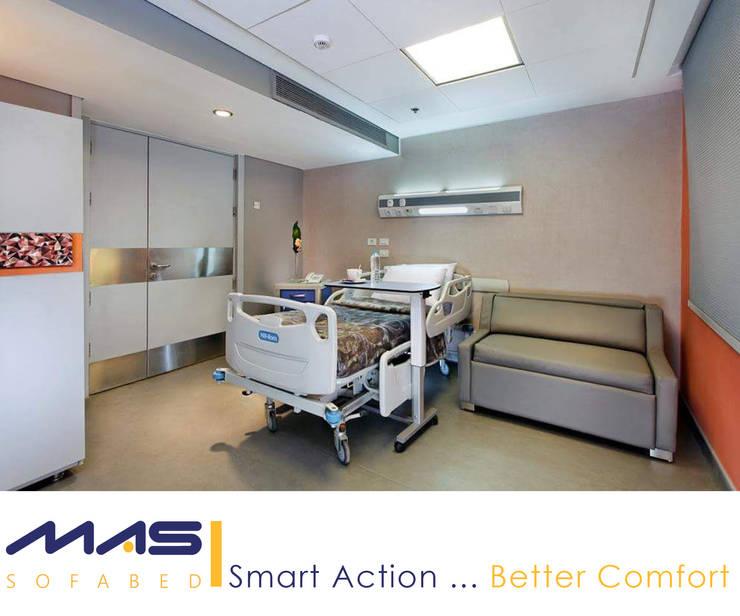 The Women Hospital:  مستشفيات تنفيذ Mas Sofabed,