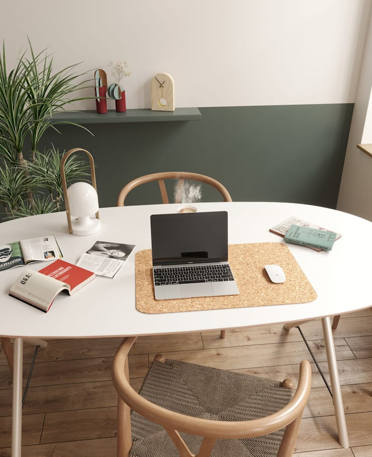 Study/office by Go4cork,