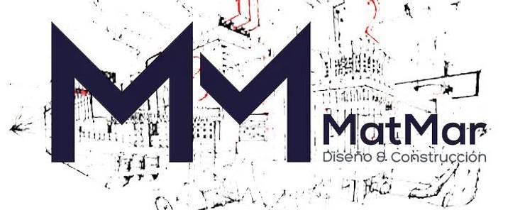 PROYECTOS MATMAR:  de estilo  por MATMAR DISEÑO Y CONSTRUCCIÓN,