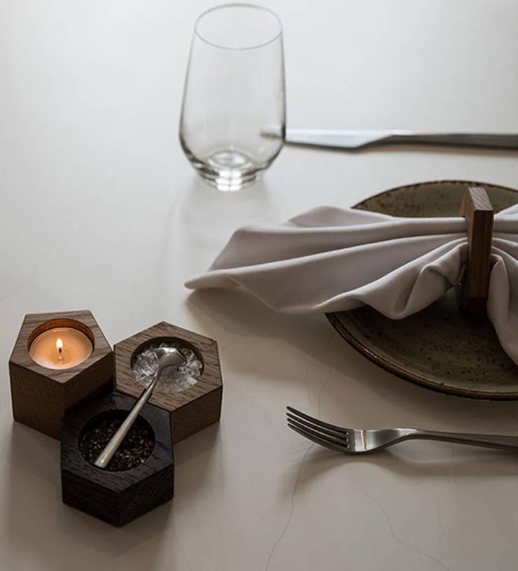 Restoran oleh PERCEPTon, Eklektik