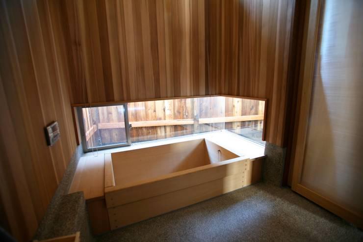 浴室: 株式会社高野設計工房が手掛けた浴室です。,