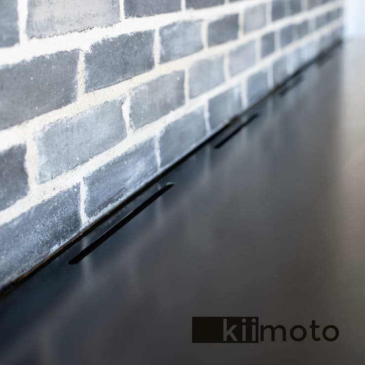 eclectic  by kiimoto kamine, Eclectic Reinforced concrete
