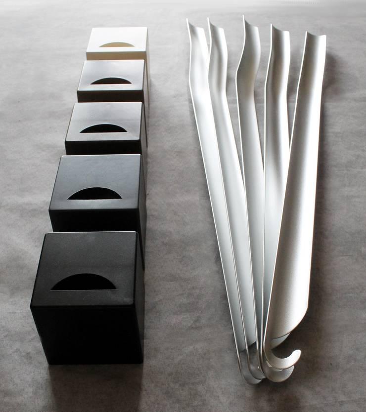 Shift: Casa in stile  di Paolo D'Ippolito - idee e design,