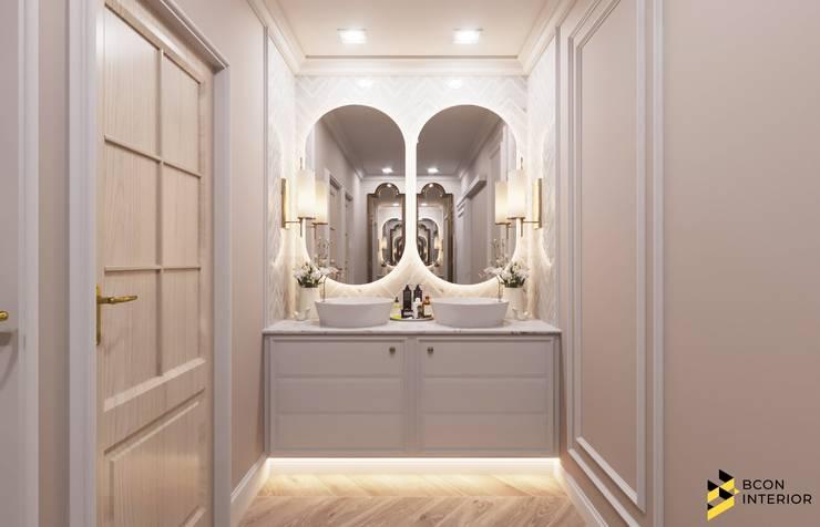 ผลงานการออกแบบตกแต่งภายใน คลินิกทำฟัน >>Smile Vintage<< ของคุณหมอตู่ ที่จังหวัดอุดรธานี:  ตกแต่งภายใน โดย Bcon Interior,