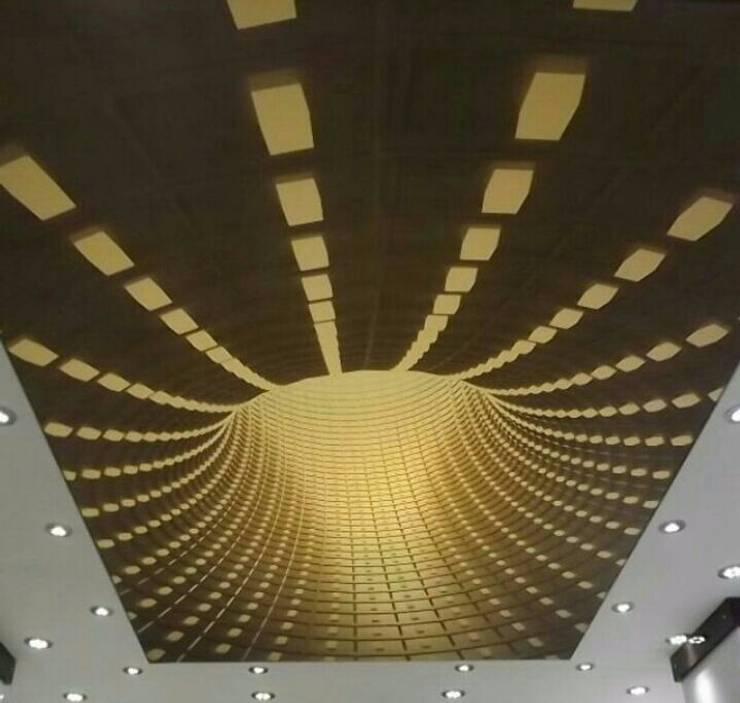 سقف متعدد الميول تنفيذ belemir yapı,