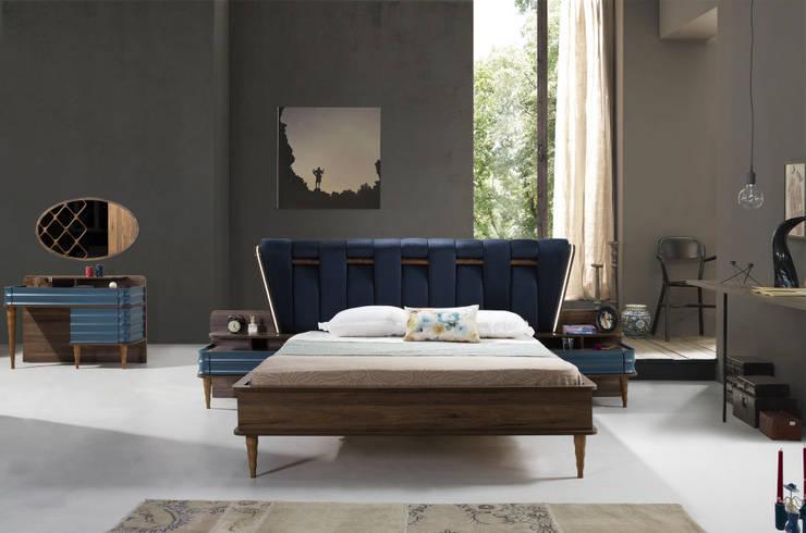 سرير فينسيا المميز كليا :  غرفة نوم تنفيذ اثاث مصر ,