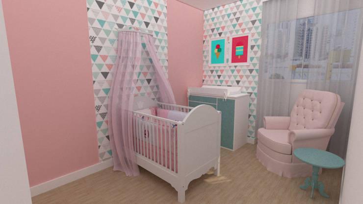 de Designer de Interiores - Gabriela Soares Moderno