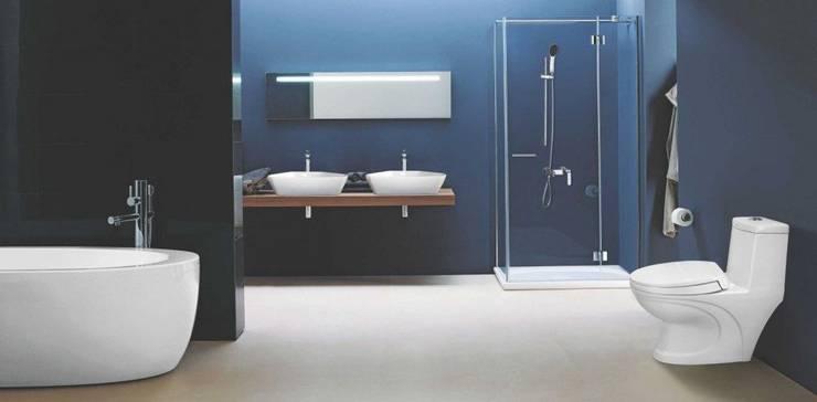 Phòng vệ sinh và thiết bị vệ sinh:  Kitchen by ĐIỆN MÁY SAKURA,