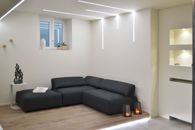 Spa de estilo minimalista de viemme61 Minimalista