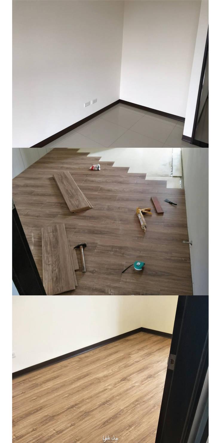 臥室:   by 業傑室內設計,