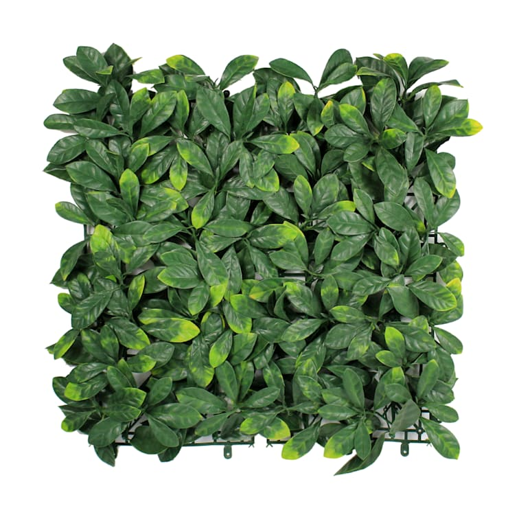 Uland Artificial Hedges Panels with Laurel Leaves A003:  Walls & flooring by Ulandhedge,