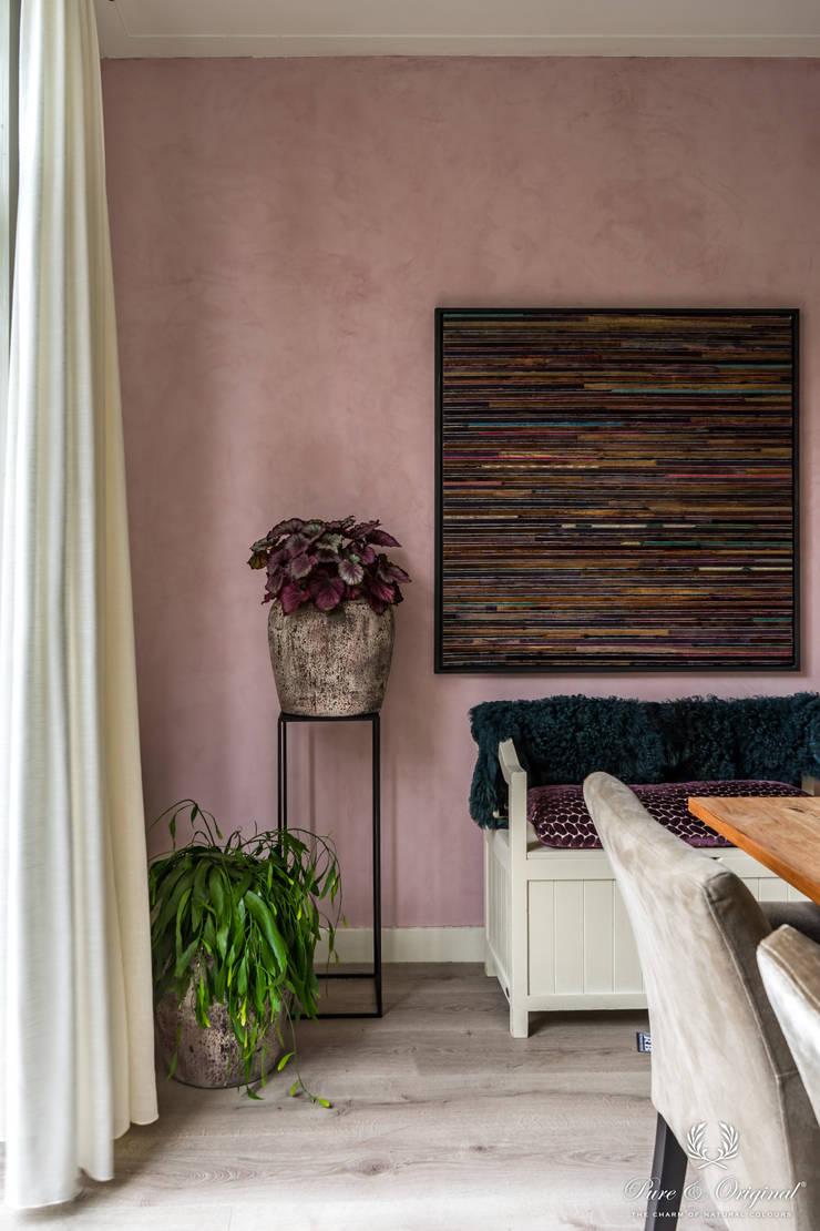 Phòng khách theo Pure & Original, Công nghiệp