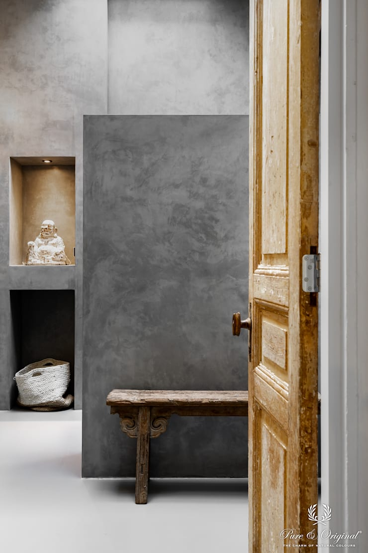 Phòng tắm theo Pure & Original, Công nghiệp