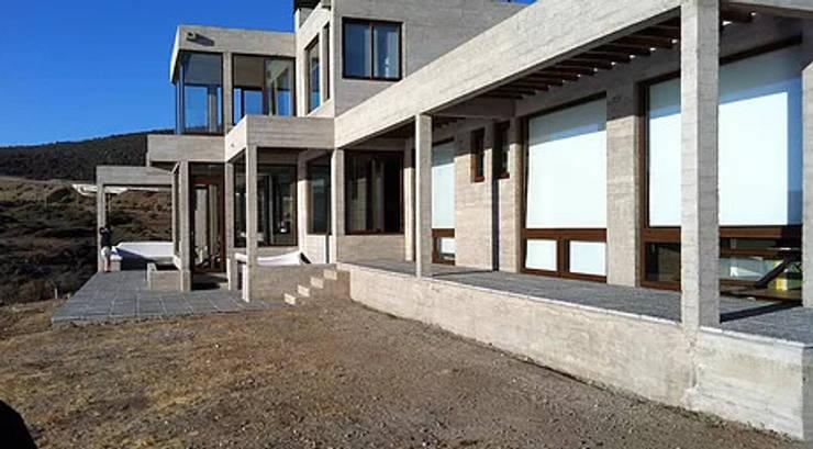 Casas  por Construccion Americana , Moderno