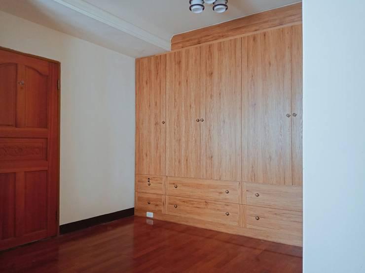 ประเทศ  โดย 麗馨室內裝潢設計 LS interior design, คันทรี่