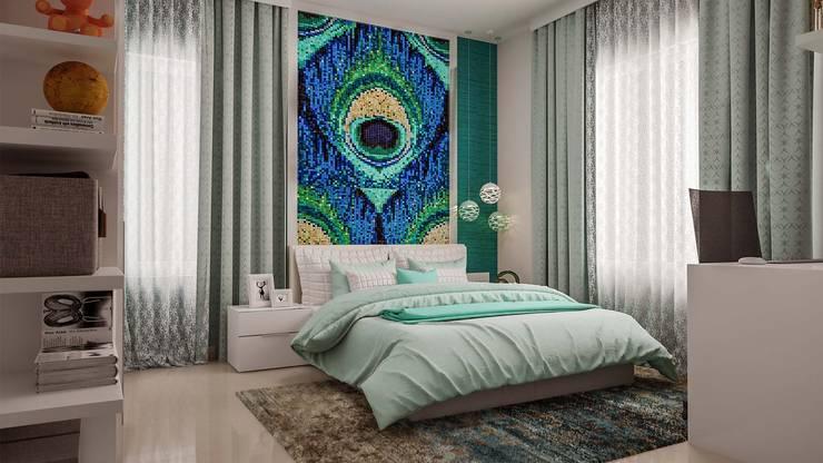 Bedroom by De Panache  - Interior Architects,