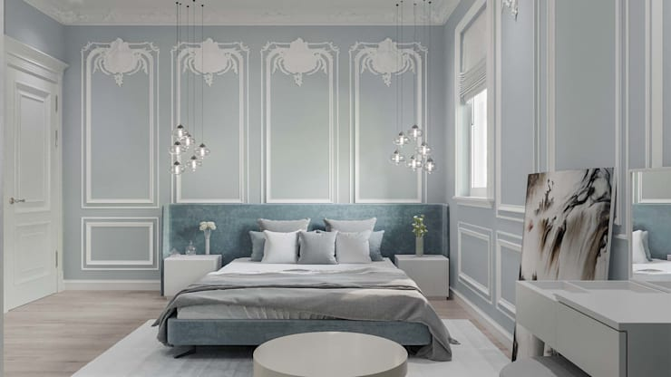 Bedroom by De Panache  - Interior Architects,