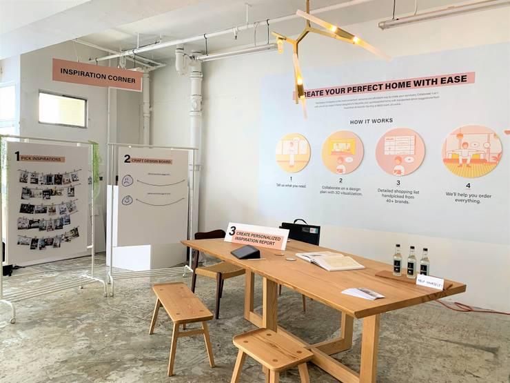 Interior Decoration Hub:  Dining room by The Editors Company,