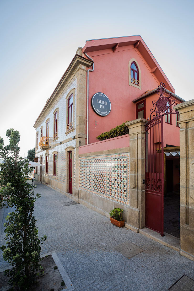Villas by SHI Studio, Sheila Moura Azevedo Interior Design, Classic
