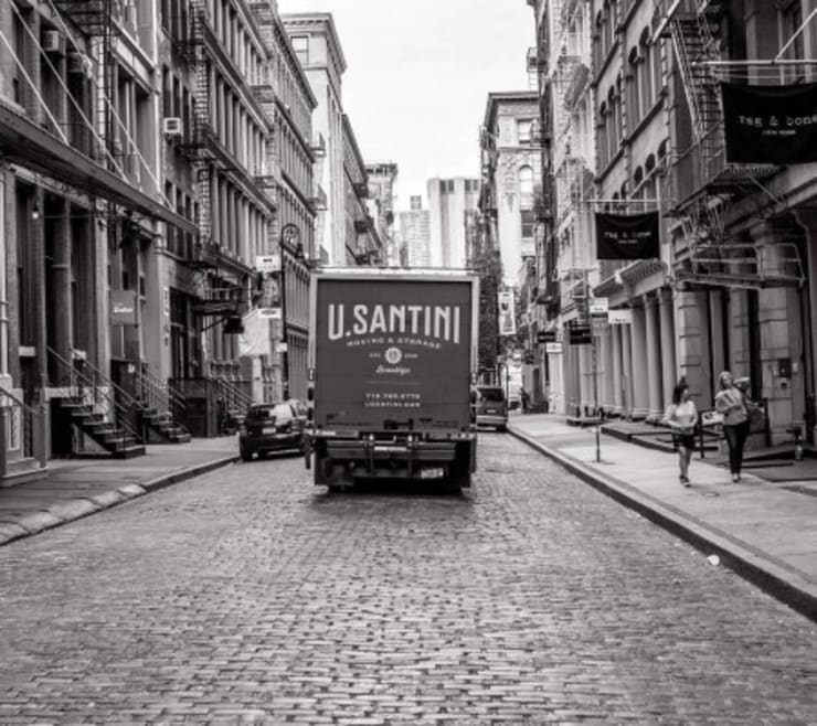 U. Santini Moving & Storage Brooklyn, New York :  Commercial Spaces by U. Santini Moving & Storage Brooklyn, New York,