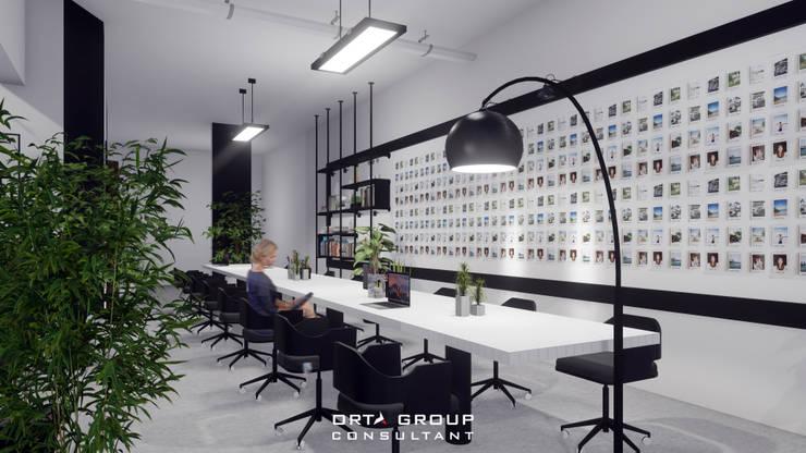front view 3: Ruang Kerja oleh ORTA GROUP,