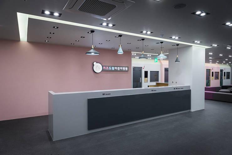 ㅤㅤ: 므나 디자인 스튜디오의  병원,미니멀