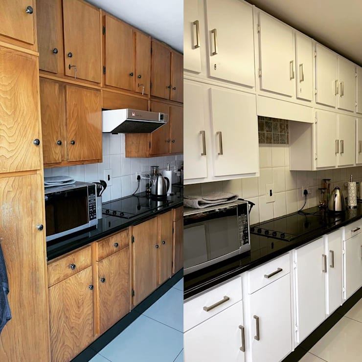 House Silverman - Sandown:   by Kitchen Respray and More,