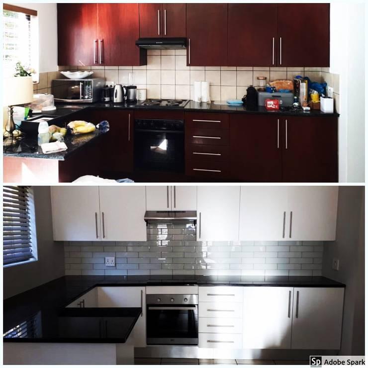 House Karen - Craigavon:   by Kitchen Respray and More,